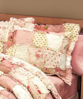 Pillow set, Shabby chic and Color patterns on Pinterest
