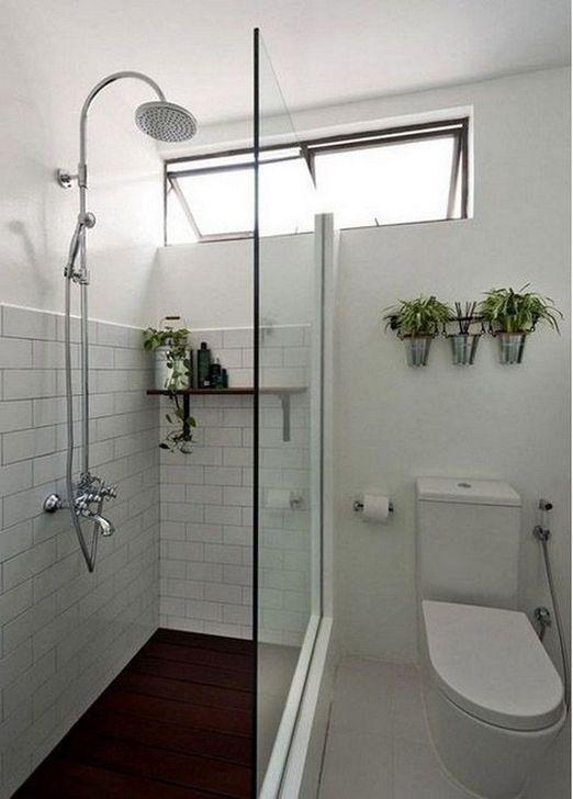 30 Smart Bathroom Design Ideas For Small Spaces Bathroom