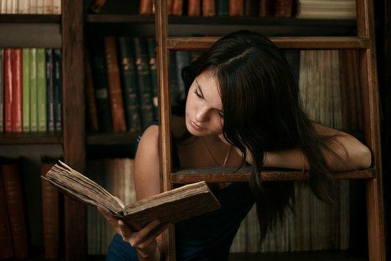 ratita de biblioteca by Celeste: