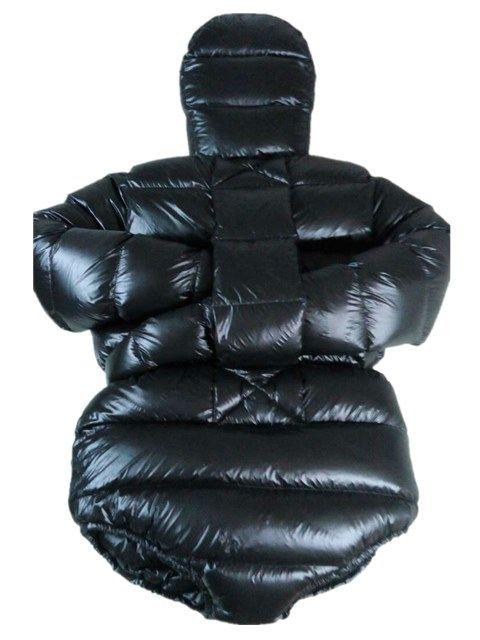 Straight Jacket Diaper | Outdoor Jacket
