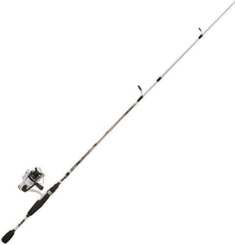 Abu Garcia Ike Dude Spinning Spincast Fishing Reel Rod Combo In 2020 Fishing Reels Spinning Spinning Reels