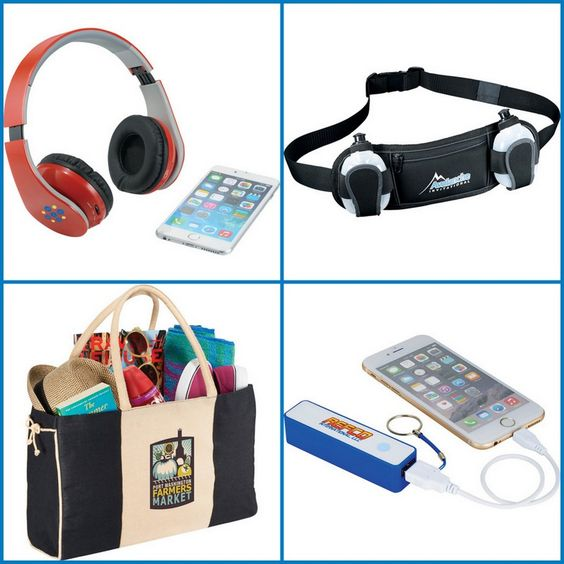 New Promotional Products - Jute Tote, Mobile Tech and Fitness Accessories from HotRef.com