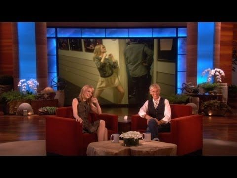 Jessica Biel's Amazing 'Dirty Dancing' Entrance Is Ellen's ...