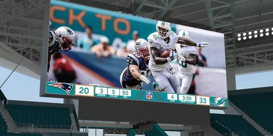 The Miami Dolphins Aim To Improve Their Fan Experience