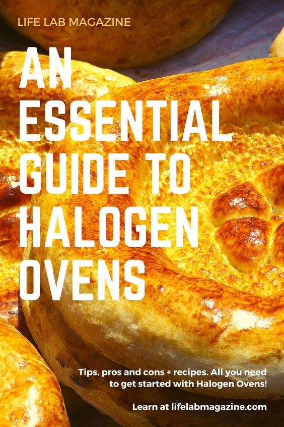 An essential guide to halogen ovens