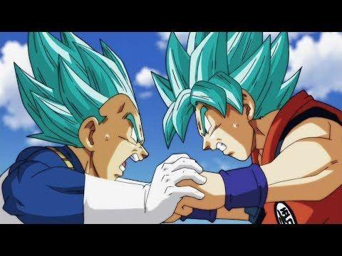 Goku Vs Vegeta After Dragon Ball Super Youtube Goku Goku Vs Anime Dragon Ball