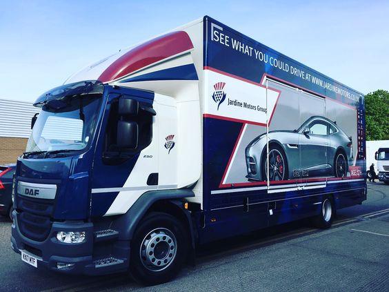 Signage Lorry Truck Truckart Carart Art Signs Vinyl