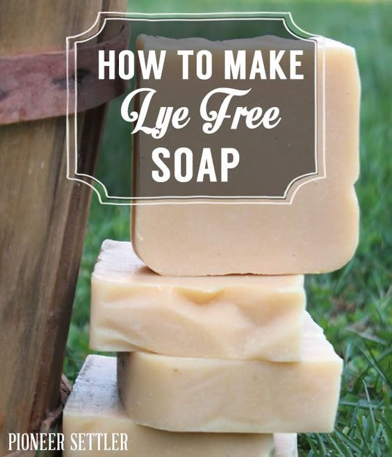 how to make homemade soap to sell