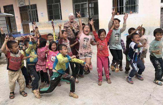 Lin Wang School Kids