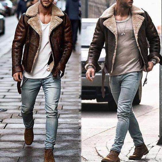 50 Ideas De Moda Con Jeans Para Hombres Aufloria En 2020 Ropa De Hombre Casual Elegante Ropa Casual Hombres Ropa De Moda Hombre