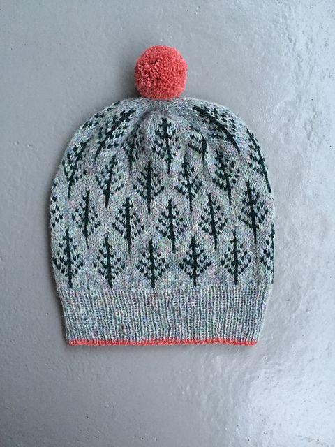 Ravelry: sarakarins Deep Woods Toque Knitting Ideas Pinterest Rave...