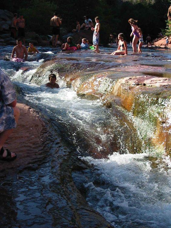 Slide Rock State Park Sedona, Az