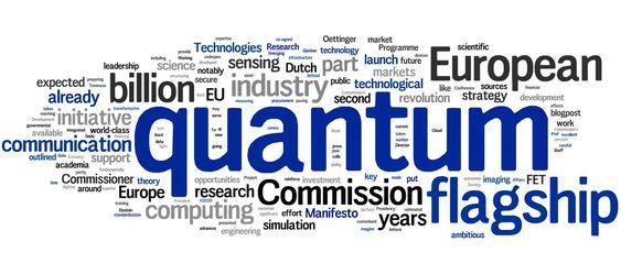Resultado de imagen de Quantum Flagship