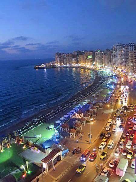 Alexandria by Night