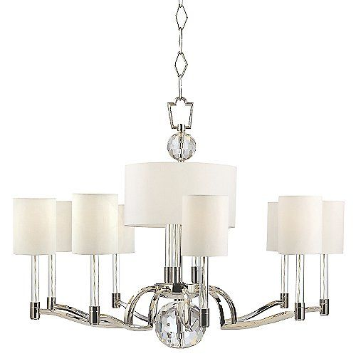 Waterloo Chandelier by Hudson Valley Lighting at Lumens.com