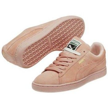 Baskets basses Puma Chaussures Suede Mono Rose Pastel Basket Rose 69.90 €