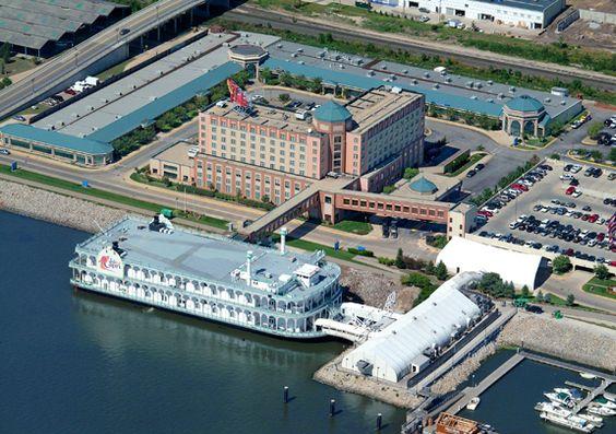 Isle of Capri, Bettendorf, Iowa - Ryan Companies US, Inc. | Iowa ...