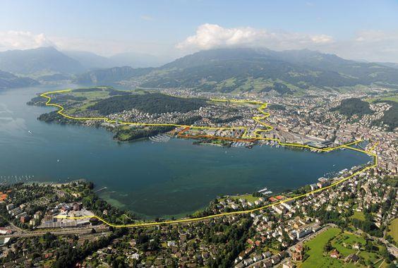 Swiss City Marathon Lucerne Luzern Schweiz Switzerland : Home