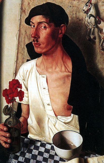 dick ket, zelfportret,1932