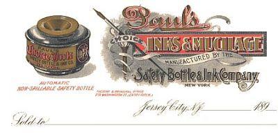 Everyday Correspondence: Vintage Letterhead Image Archive