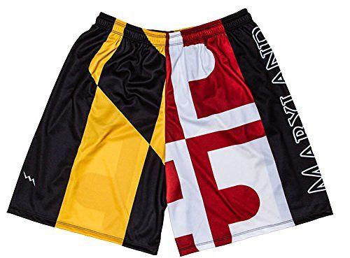 Lightningwear Maryland Flag Shorts Md Flag Shorts Yxs L Https Www Amazon Com Dp B079wdr6qj Ref Cm Sw R Pi Dp U Maryland Flag Lacrosse Pinnies Lax Shorts