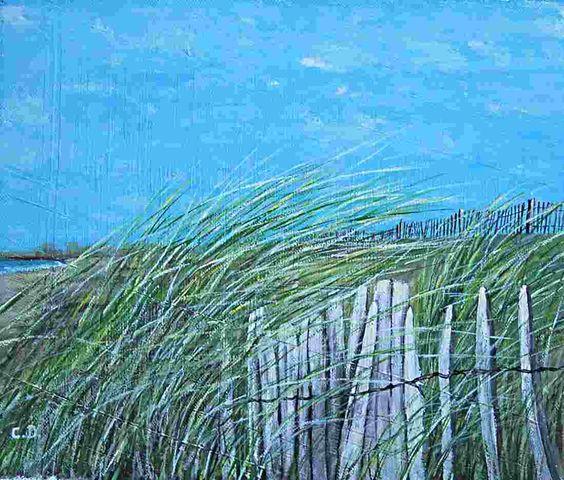 bord de mer (Somme)