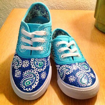 artist painted shoes - Google Search