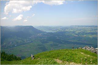 Alpsee Immenstadt - Der große Alpsee ist mit einer Wasserfläche von ....