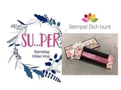 Super Samstag Video Hop 15 Alles Fur Die Frau Stampin Up