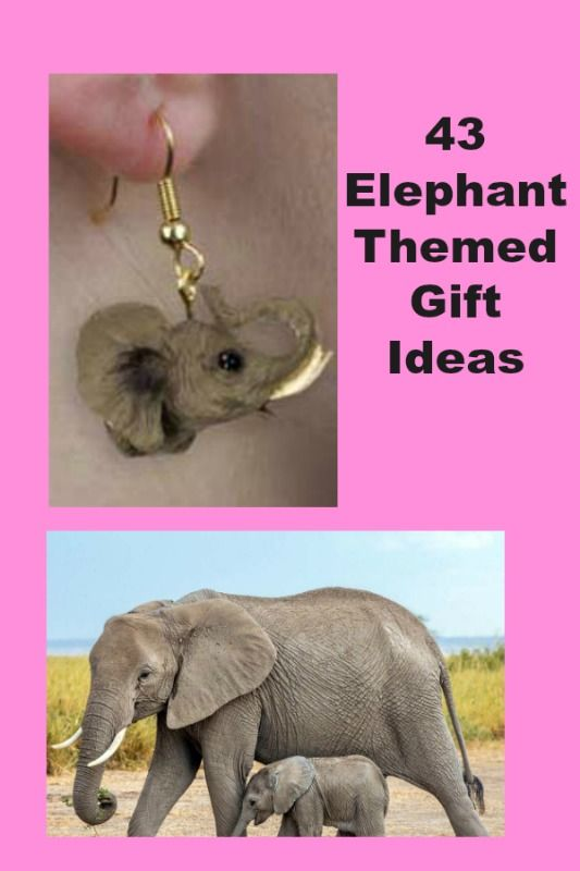 43 Elephant Themed Gift Ideas Elephants Calendars Jewelry Ornaments Golfclubcover Tshirt Stuffedanimals And Mo Elephant Elephant Gifts Elephant Watches