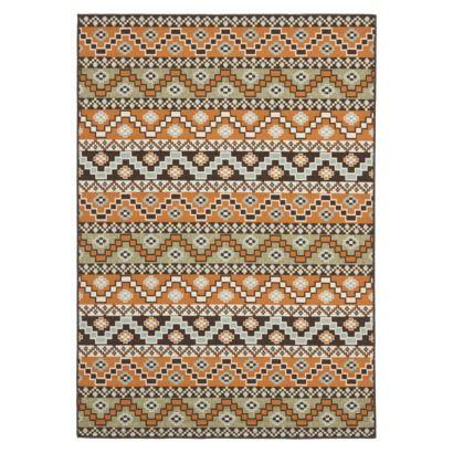 Target Safavieh Kiawah Indoor/Outdoor Area Rug - Terracotta/Chocolate, 8x11 = $277.99