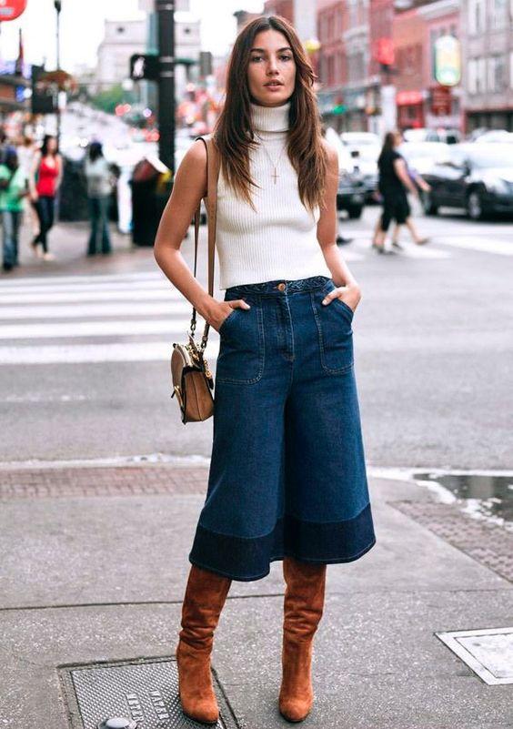 Pantacourts e jeans: como não amar