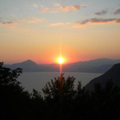 Magic Sunset (NoFiltro) #Summer #Maratea