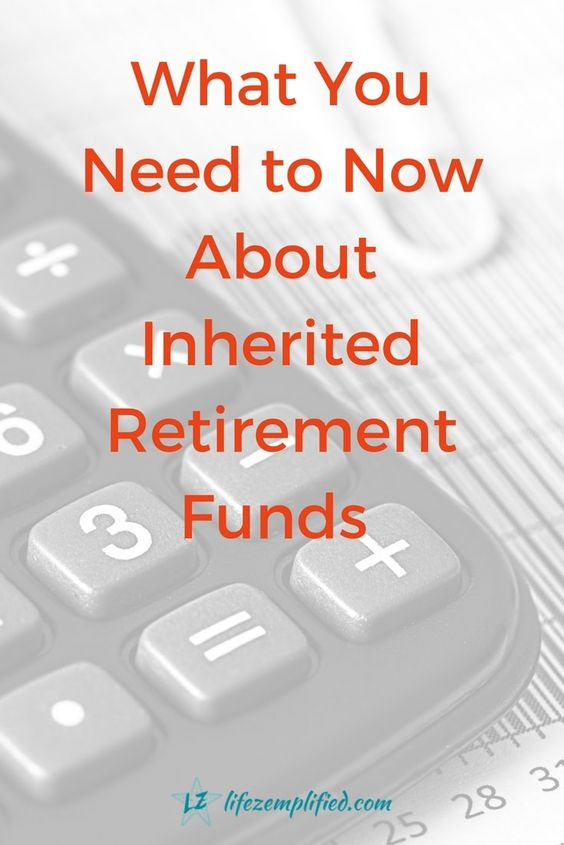 Why You Need To Know About Rmds No Matter Your Age Retirement Fund Estate Planning Checklist Retirement Calculator