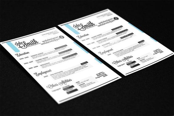 10 Free Resume Templates Free resume, Free and Life planner - totally free resume templates