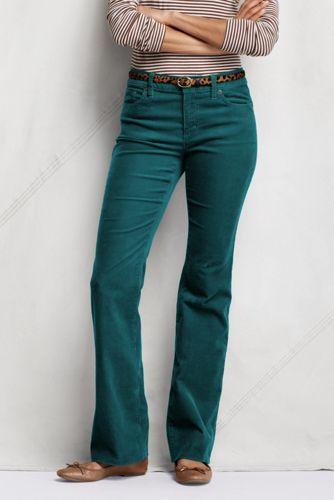 Women&39s Boot Cut Corduroy Pants   Wear   Pinterest   Cut and color