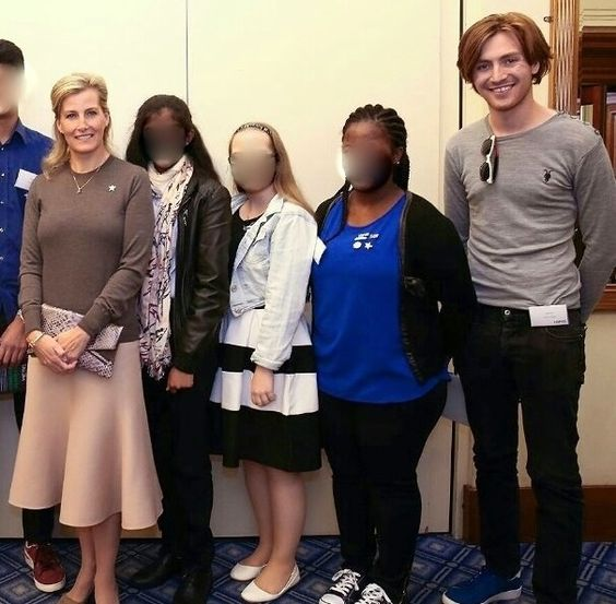 The Countess attended NSPCC Annual Council Meeting | HRH The Countess of Wessex