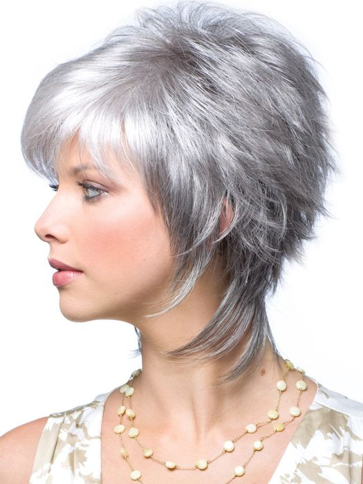 Norio Millie - Short with face framing fringe   Wigs.com - The Wig Experts™