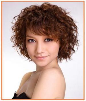 Phenomenal Choppy Bangs Medium Length Bobs And Naturally Curly Hairstyles On Short Hairstyles Gunalazisus
