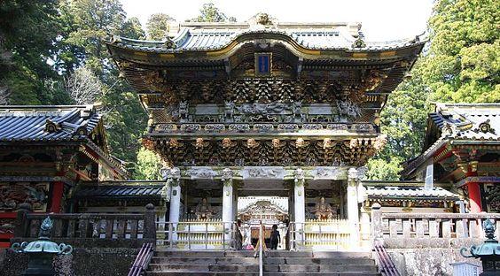 Toshogu, Nikko, Japan #travel