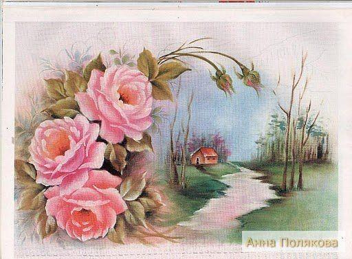Gallery.ru / Foto # 61 - Lista y osuschestvlyalki - Anneta2012