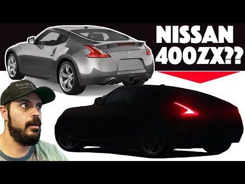 Nissan 370z Re Design 2021 400zx Youtube In 2020 Nissan 370z Nissan Nissan 350z