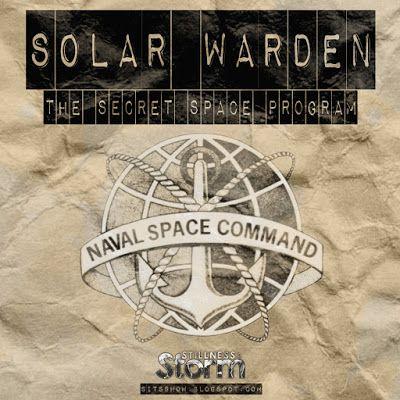 Stillness in the Storm : Huffington Post - November 2012: Solar Warden - The Secret Space Program