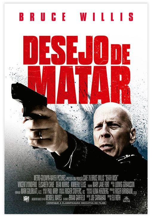 Desejo De Matar Assisitir Filme Completo Legendado Filmes