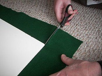 Diy Crafts DIY felt board. This website has great ideas. The most simple and cost effective version of DIY felt board, Diy, Diy & Crafts, Top Diy
