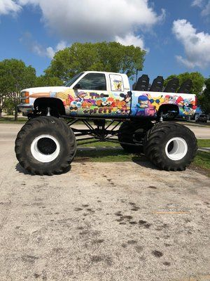 Monster Truck Ride Truck For Sale In Fort Myers Fl Racingjunk Classifieds