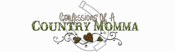 Confessions Of A Country Momma - no pain no gain labor au natural!