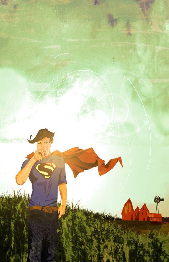 Sean Anderson Superman