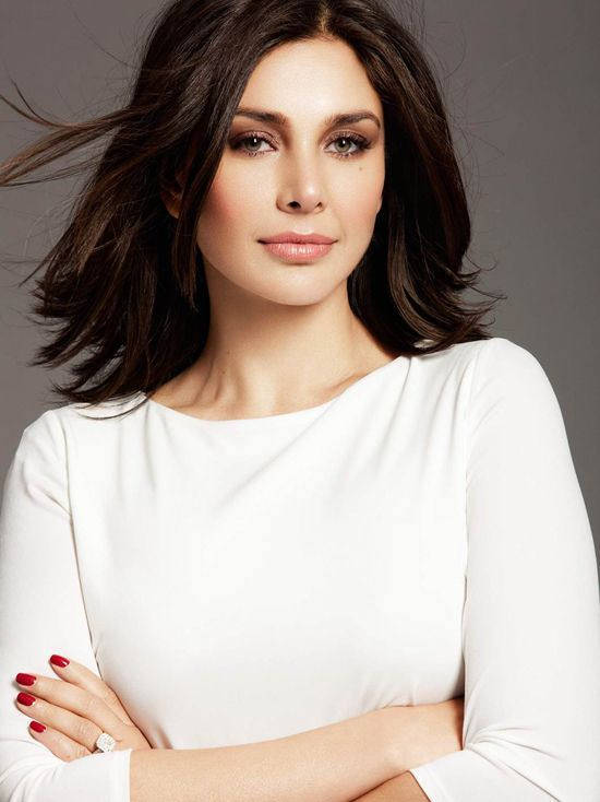 Lisa Ray - this woman has quickly become a HUGE inspiration to me! She's amazing!