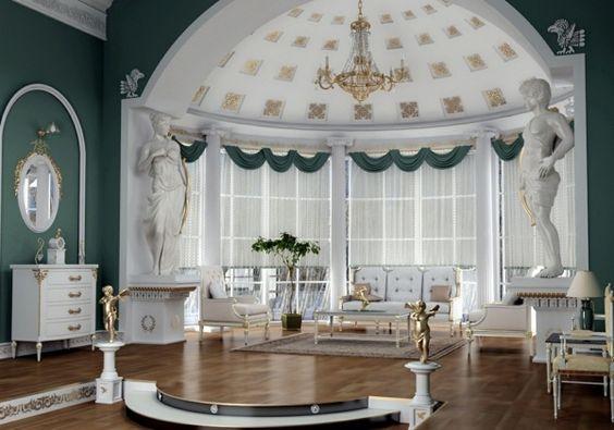Ruang Tamua Victorian Klasik American Clasic Pinterest Victorian And Interiors